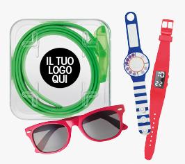 Fornitura Accessori personalizzati online Extrò Gadget originali stampa articoli promozionali personalizzati Milano