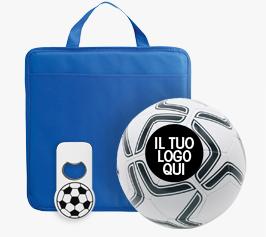Fornitura Gadget Calcio personalizzati online Extrò Gadget convenienti vendita articoli pubblicitari personalizzati Milano