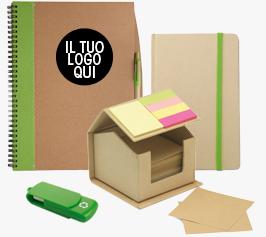 Fornitura Gadget ecologici personalizzati online Gadget Expo Milano vendita regali aziendali personalizzati ecologici Milano