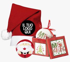 Fornitura Gadget Natalizi personalizzati online Extrò Gadget natale economici Vendita regali natalizi per aziende a Milano