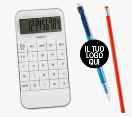 Fornitura Gadget Ufficio personalizzati online Extrò Gadget regali aziendali Vendita articoli promozionali per aziende Milano