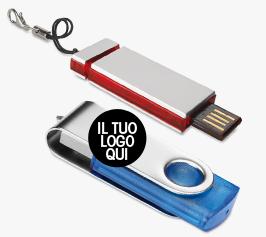 Fornitura Usb Personalizzate online Extrò Gadget innovativi Creazione pen drive personalizzate Milano