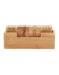 Emo9404 Calendari bamboo