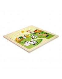 Emo8613 Puzzle Personalizzati Bambini